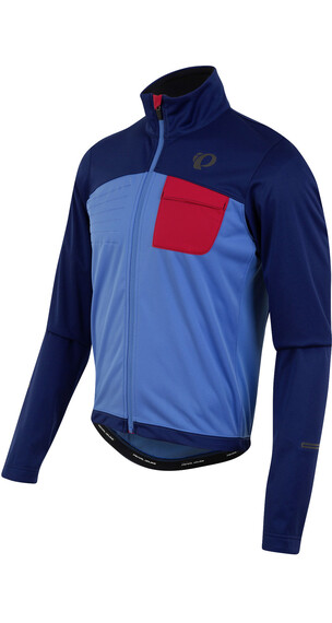 PEARL iZUMi SELECT Escape Softshell Jacket Men Blue X2